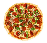 Pizza man needed for part time-3 days a week.