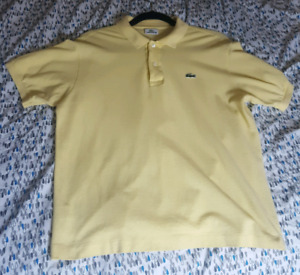 Lacoste polo  size 5