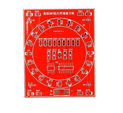 SMD/SMT Components Practice Board Soldering Skill Training Beginner DIY Kit BE