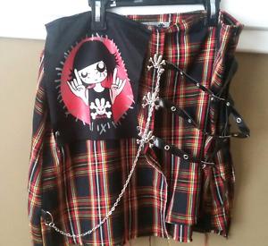 Hell Bunny Skirt