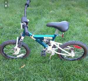 "12"" kids bike full suspension"
