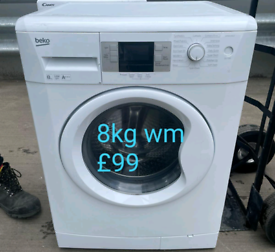 Beko 8kg washing machine free delivery in Birmingham