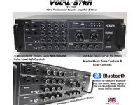 PA System, Karaoke System, Microphone,