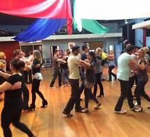 Beginners Ballroom and Latin Social Dance Classes Perth Cloverdale Belmont Area Preview