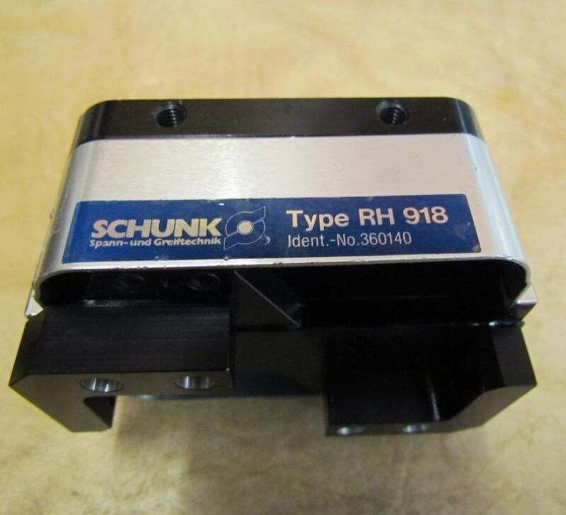 Schunk, Pneumatic Parallel Gripper, Type RH 918  360140