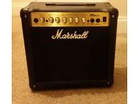 Marshall Practice Amp MG15CDR