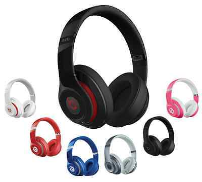 """Beats By Dre - Beats by Dr. Dre Studio 2.0 Over-Ear Headphones all colors """"NOT WIRELESS"""""""