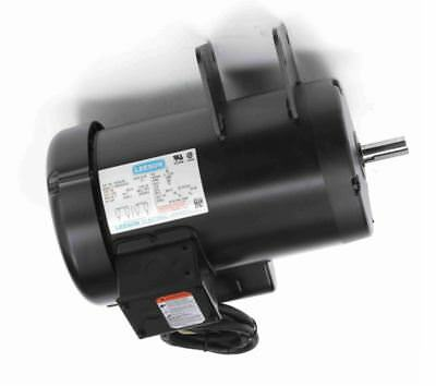 3 Hp - Delta Replacement Unisaw Woodworking Electric Motor 230v Free Shipping