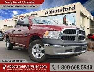 2014 RAM 1500 ST Accident Free Local Truck!