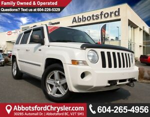 2010 Jeep Patriot Sport/North LOCALLY OWNED!
