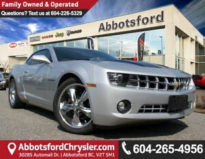 2012 Chevrolet Camaro 1LT # 1 VALUE RANK IN BC!