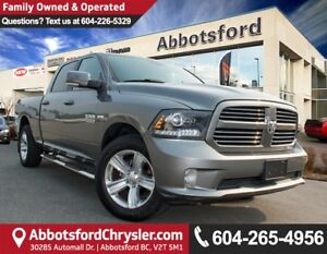2013 RAM 1500 Sport LOCALLY OWNED!