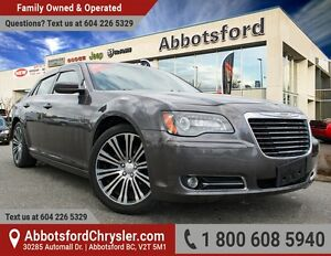 2013 Chrysler 300 S w/ Navigation & Panoramic Sunroof