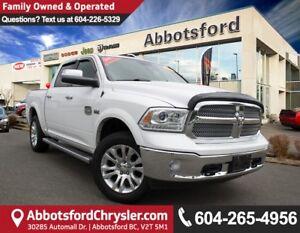 2013 RAM 1500 Laramie Longhorn Fully Loaded, Local Truck