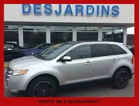 2013 Ford Edge AWD Limited ***INSPECTÉ PAR FORD 132 POINTS ***