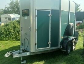 Ifor williams HB505R 2006 horse trailer good clean horsebox.
