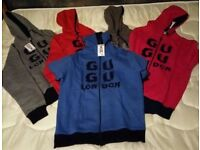 joblot of hoodies mixed colours all are brand new, other sizes and styles available