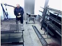 Welder,metal fabrication, blacksmith