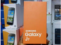 Samsung Galaxy J7 16GB SIM FREE UNLOCKED To All Networks in a Box with all the Accessories