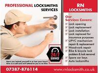 24-7 Locksmiths- Lock & Door opening/ installation/ fitting/ replacement/ repair carpentry woodwork