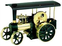 Wilesco Steam Engine and Water Carrier