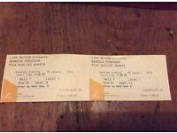Two Rebecca Ferguson Tickets at The Sage Gateshead.