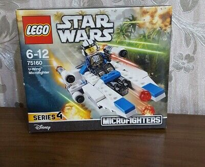 Lego 75160 STAR WARS U-Wing Microfighter *New & Sealed*