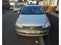 Vauxhall Corsa 1.2 sxi for sale