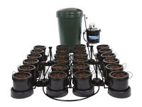 Used Hydroponics 12 24 36 48pot IWS Flood and Drain PRO System & Alien System