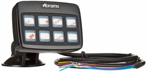 Abrams Astro Series 7 Controller Switch for Vehicle LED Lights