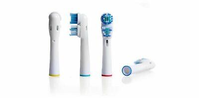 4 x Recambios Compatible Cepillo de Dientes Electrico Repuesto Oral B Dual...