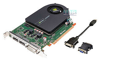 Dell NVIDIA Quadro 2000 DP DVI Graphics card 1GB GDDR5 PCIe x16 Video card for sale  Shipping to India