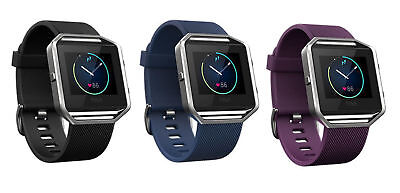 Fitbit Blaze Smart Fitness Watch   All Colors Brand New