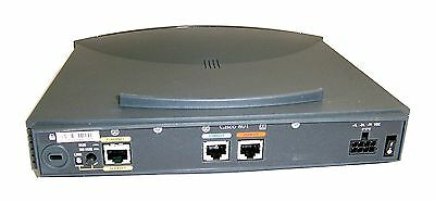 Cisco 801 ISDN, Ethernet Router  1 x Ethernet 10Base-T - RJ-45 -