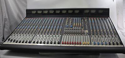 Allen & Heath GL3800-824 24-Channel Mixer w/ RPS11  TESTED WORKING | B