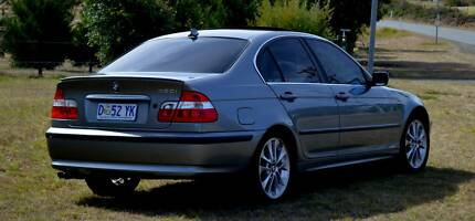 BMW 2004 E46 320i Oakdowns Clarence Area Preview