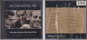 CHAD MITCHELL TRIO Collection Original Kapp Recordings 1996 Greatest Hits CD 60s