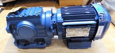 Sew Eurodrive Gear Motor S47drs71m4dh