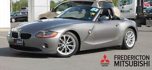2003 BMW Z4 2.5i CONVERTIBLE | LEATHER | ONLY $12,944