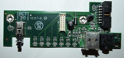 Ibm Surepos 700 4800 F43fx3ef3 4900 X75 Operator Panel Card Fru Pn 54y3958