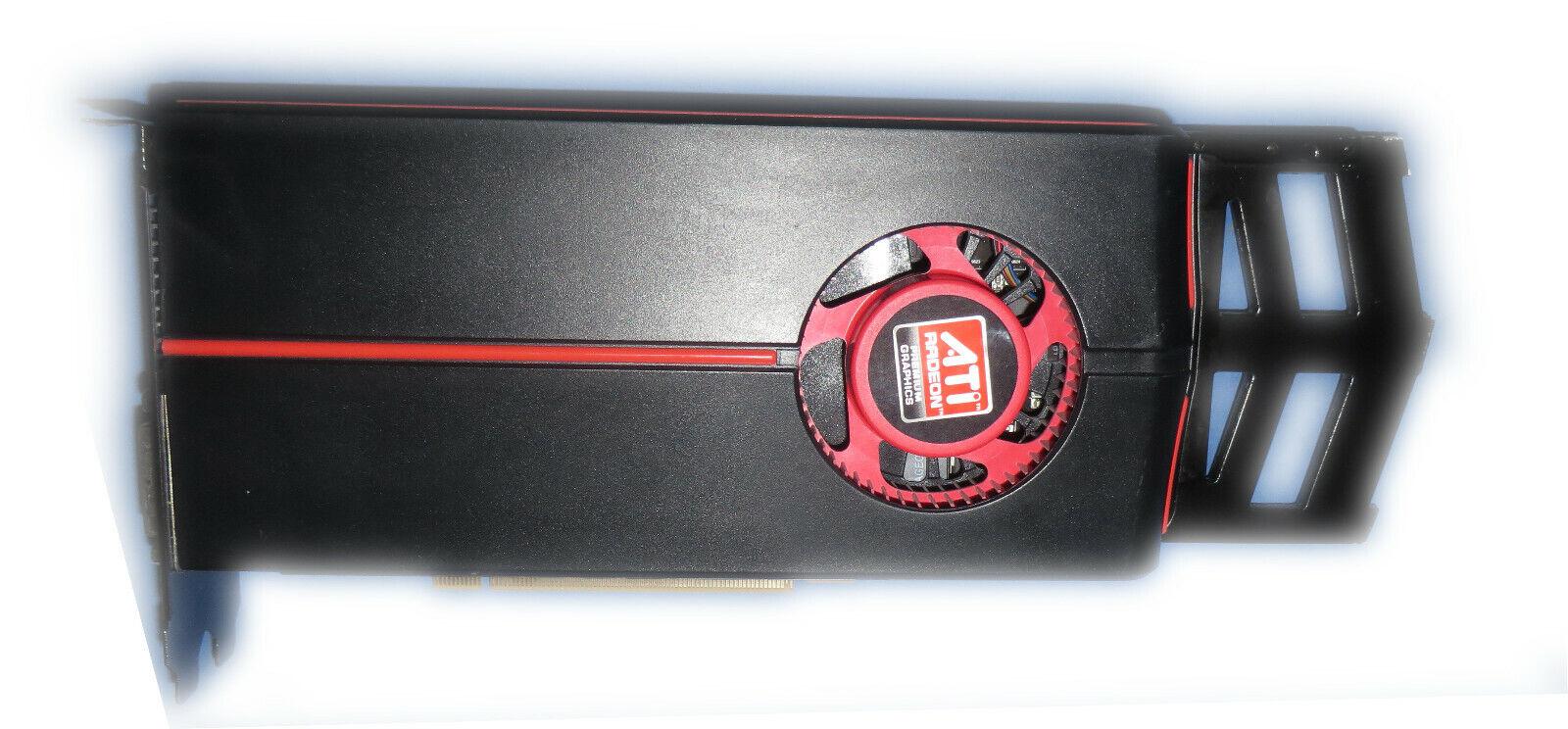 ATI Grafikkarte Radeon HD 5770 1GB PCIe für PC/Mac Pro 1.1/5.1 #80