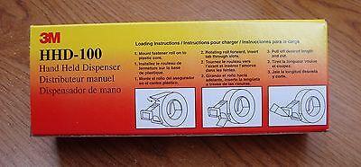3m Hhd100 Hand Held Dispenser For Hook Loop Ties