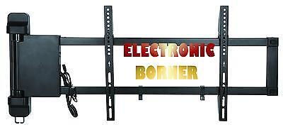 Elektrische Wandhalterung (Elektrische Motorisierte Wandhalterung Wandhalter Halter m. Fernbedienung Motor )