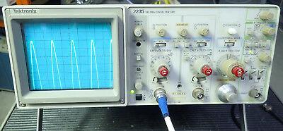 Tektronix 2235 100 Mhz Oscilloscope 2 Ch 2mv Division - 5 V Division