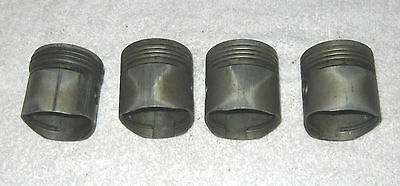 Classic Mini Midget Sprite 998 Set of 4 Std Pistons BMC Austin Morris Used