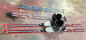 Ski set Rossignol Nordica Ceramic Glenelg Holdfast Bay Preview