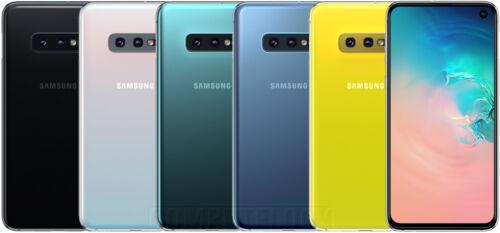 Factory Unlocked 🔥 Samsung 🔥 Galaxy S10E 128GB SM-G970U 🔥UNUSED NO RETAIL BOX