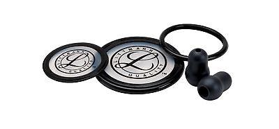 3m Littmann Stethoscope Spare Parts Kit Cardiology Iii Black 40003