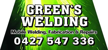 Greens Mobile Welding Withcott Lockyer Valley Preview