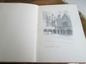 Cambridge, UK: A Sketch-Book by Walter M. Keesey, 1926 Kitchener / Waterloo Kitchener Area image 4